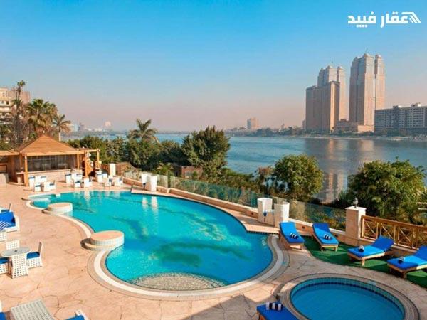 حمامات سباحة بالقاهرة