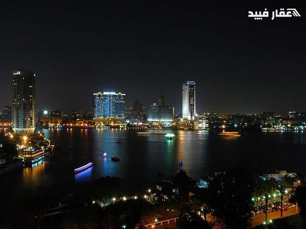 اماكن للخروج ليلا فى القاهرة