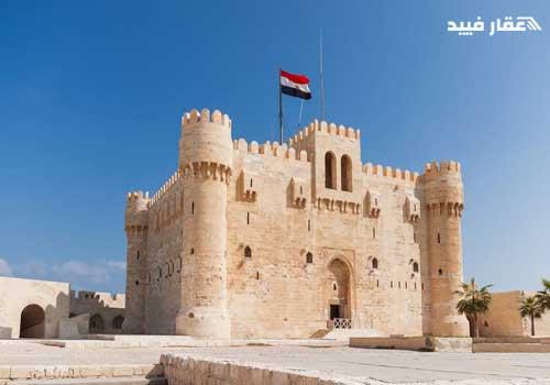 ازاي اروح قلعة قايتباي