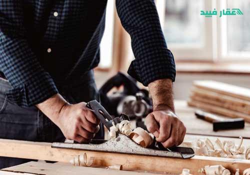 انواع الخشب المستخدم في الاثاث