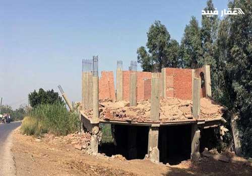 تصاريح البناء على الاراضى الزراعية