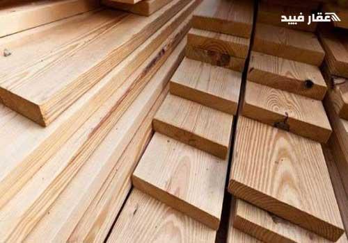 مقاسات الواح الخشب