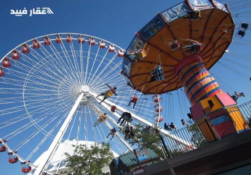 ملاهى اطفال بالقاهرة